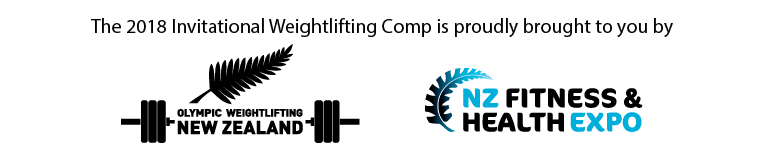 Invitational Weightlifting Comp - NZ Fitness & Health Expo